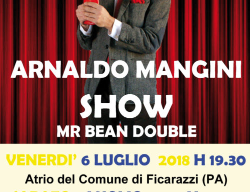Mr Bean Double in Tournee