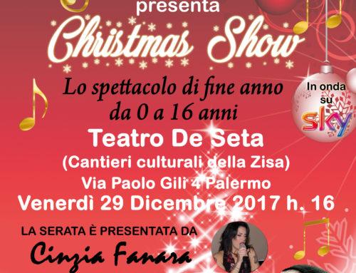 """Bimbo Vip """"Christmas Show"""" al Teatro De Seta"""